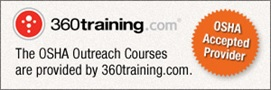 Construction Industry Outreach Training course